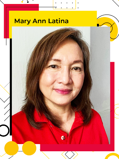 Mary Ann Latina