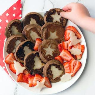 Christmas Spiced Pancakes