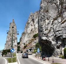 Photo: ...die Felsennadel von Dinant