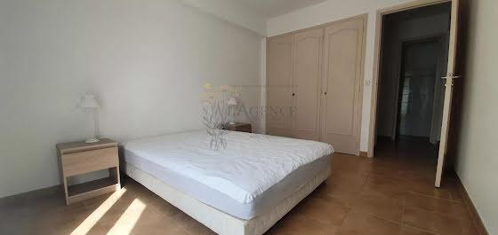 Location appartement meublé 3 pièces 80,39 m2
