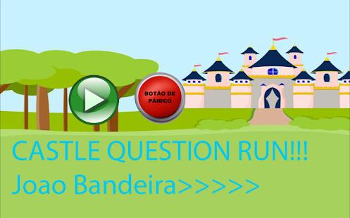 Castle Question Run - náhled