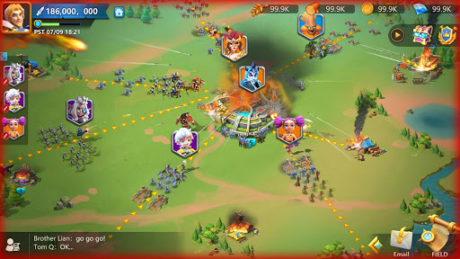 Kings Legion 1.0.59 screenshots 6