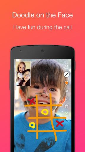 JusTalk - Free Video Calls and Fun Video Chat  screenshots 2