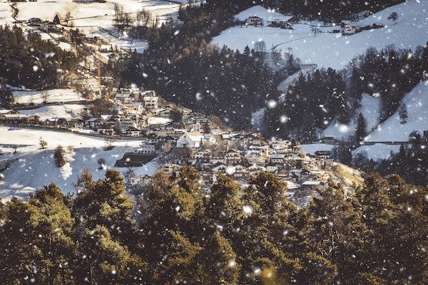 neve e sole di Matteo Masini