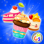 Crazy and Yummy Cake Swap Icon