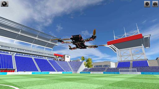 DRS ud83cudfae Drone Simulator screenshots 4