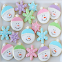 Decorated Christmas Cookies APK icon