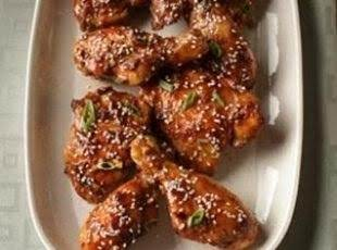 Asian Baked BBQ Chicken