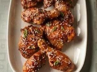 Asian Baked Bbq Chicken