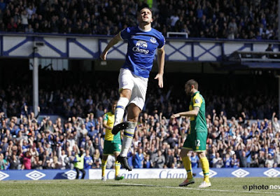L'égalisation de Mirallas pour Everton!