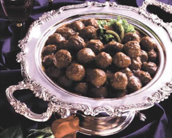 Swedish Meatballs Recipe