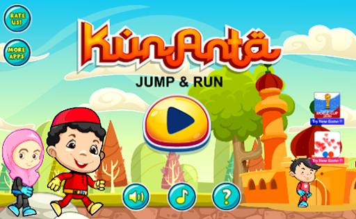 Kun Anta : Run & Jump Games Free 1 screenshots 1