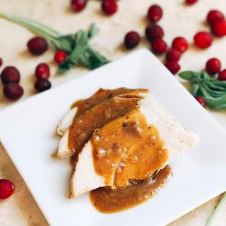 Turkey Gravy Drippings Cornstarch Recipes