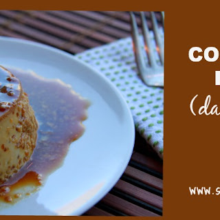 Coconut Flan (Dairy Free) Recipe