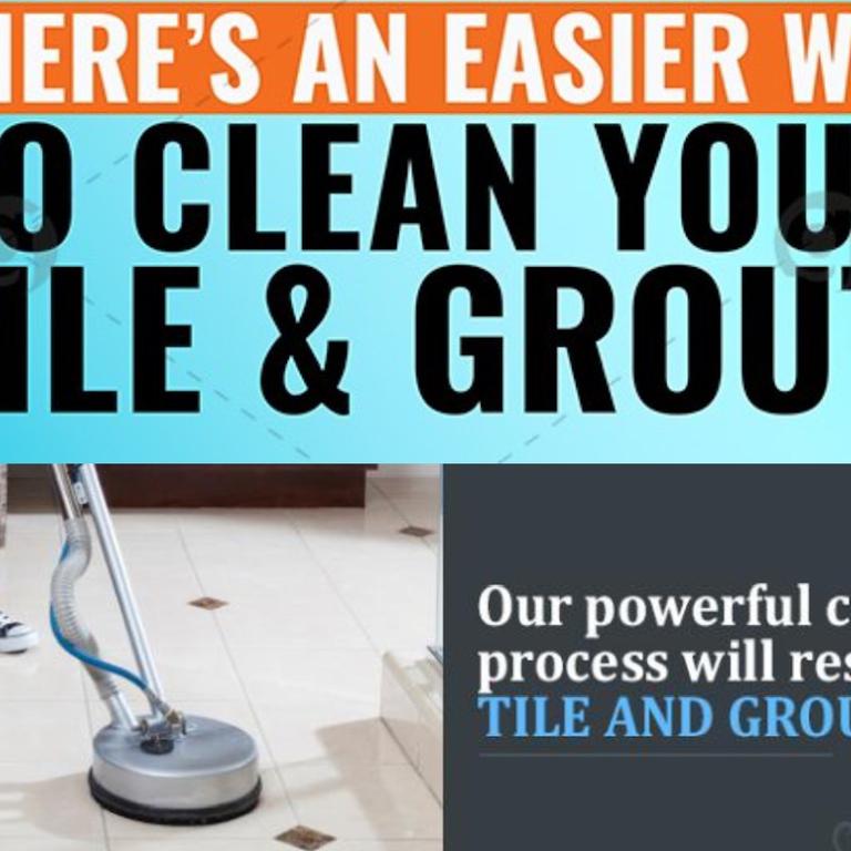 b j carpet tile grout cleaning