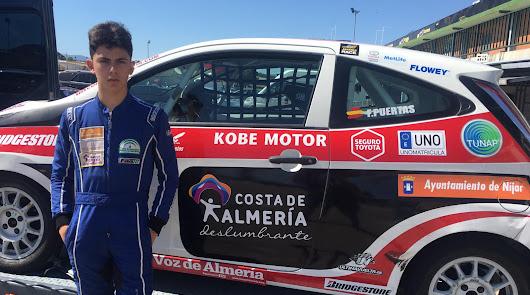Francisco puertas participa este sábado en la Copa Toyota Kobe en el Jarama