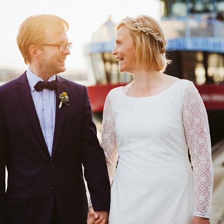 Hochzeitsfotograf Eric Kazak (erickazak). Foto vom 03.01.2017