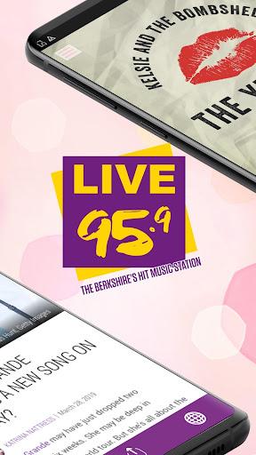 Live 95.9 - The Berkshires Hit Music Live (WBECFM) screenshots 2