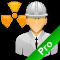 Gamma Ray Calculator Pro icon
