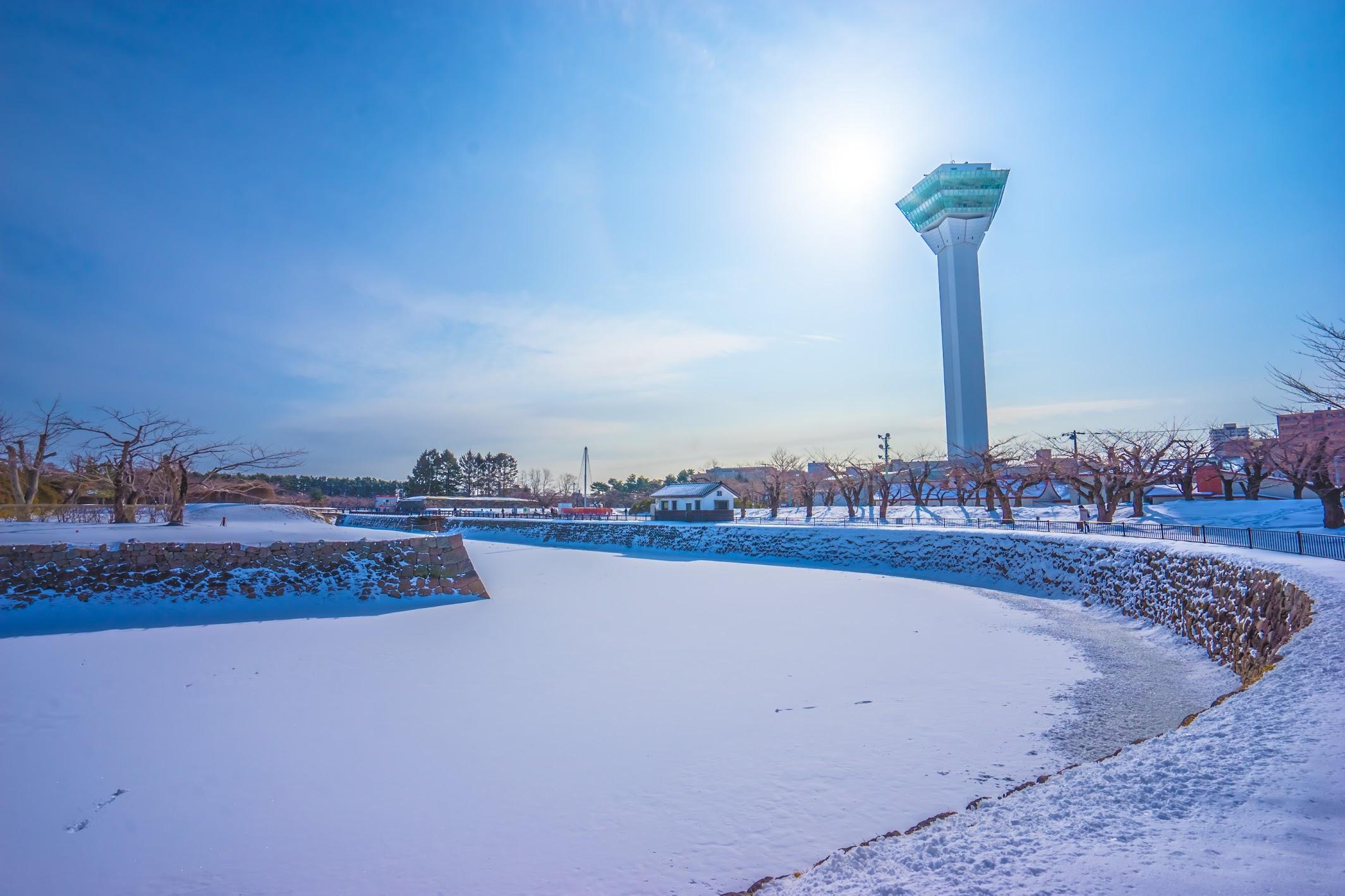 Hakodate Goryokaku Tower4