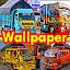 """تحميل  """"WALLPAPER"""" Modified Canter Truck"""