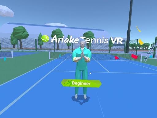 Ariake Tennis VR 1.0.0 screenshots 2