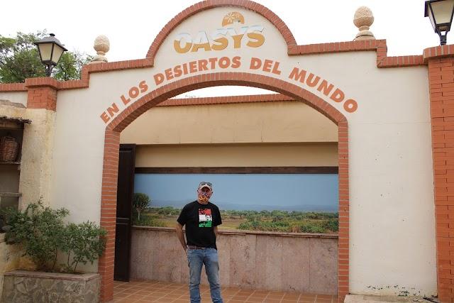 José Mª Rodríguez Linde, director del Parque Oasys MiniHollywood.