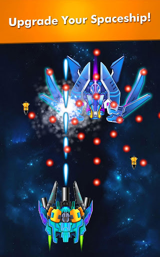 Galaxy Attack: Alien Shooter 5.66 screenshots 8