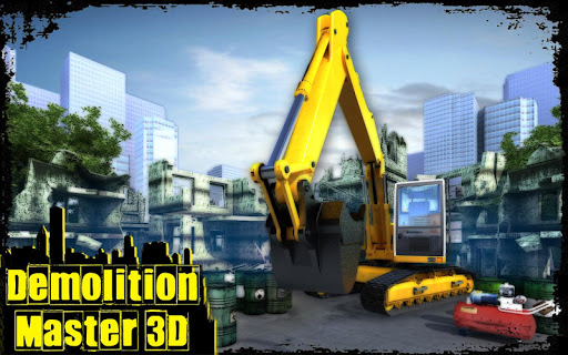 Demolition Master 3D Free screenshot 11