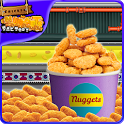 Chicken Nuggets Factory - Cooking Mania icon