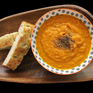 Vegan Roasted Carrot Soup Recipes