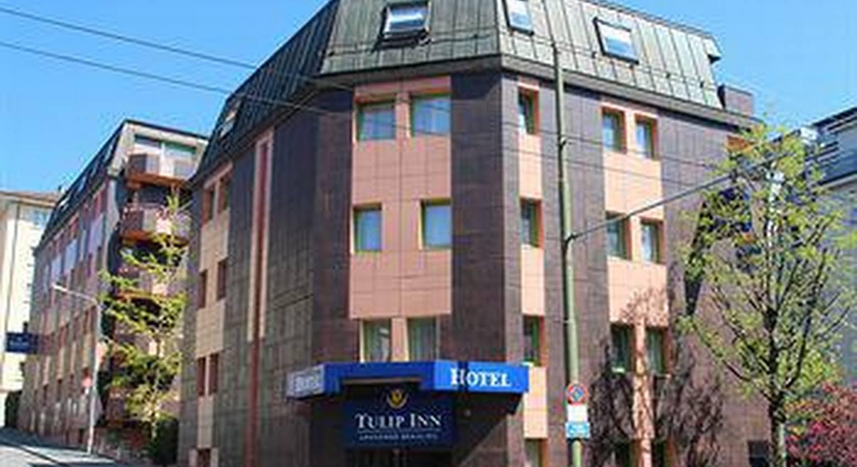 Tulip Inn Beaulieu Lausanne