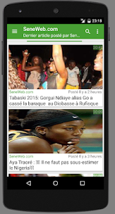 Actu Sénégal Premium sans Pub - náhled