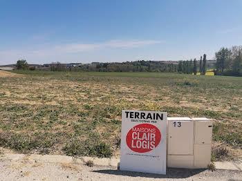Terrain à bâtir 832 m2