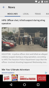 KHOU 11 News Houston- screenshot thumbnail