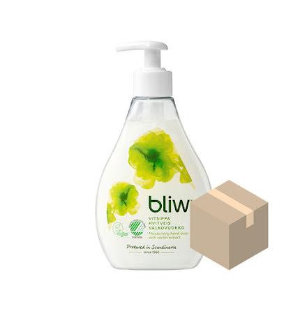 Bliw Tvål Vitsippa 8x300 ml