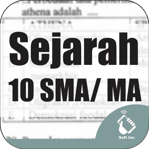 Kelas 10 SMA-SMK-MA Mapel Sejarah