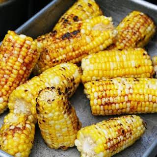 BBQ Sweet Corn.