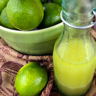 Honey Lime Vinaigrette Recipe