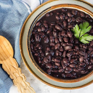 How to Cook Black Beans in a Pressure Cooker.
