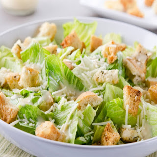 Caesar Salad with Cheese