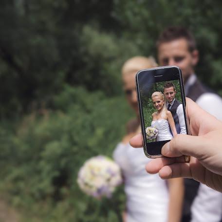 Wedding photographer Tibor Tóth (TiborToth). Photo of 31.08.2016