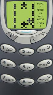 Classic Snake - Nokia 97 Old- screenshot thumbnail