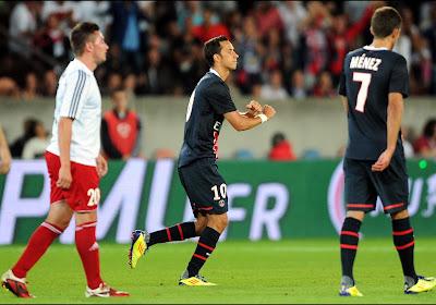 🎥 📷 Europa League 2011: quand Differdange tenait tête au PSG