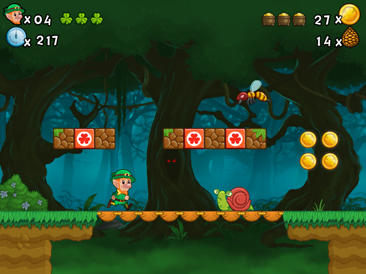 Screenshots of Lep's World 2 🍀🍀 for iPhone