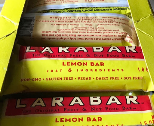 Larabar Lemon Bars 10-Count Box Only $5 Shipped on Amazon