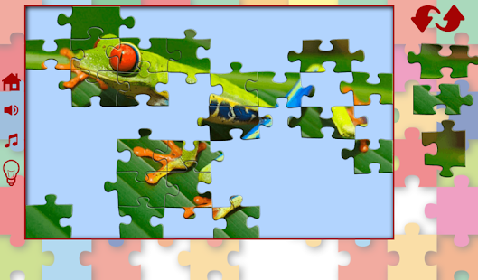 Difficult puzzles for adults- screenshot thumbnail