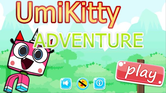 Adventures Umikitty - náhled