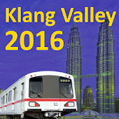 Klang Valley (KL) Transit Map