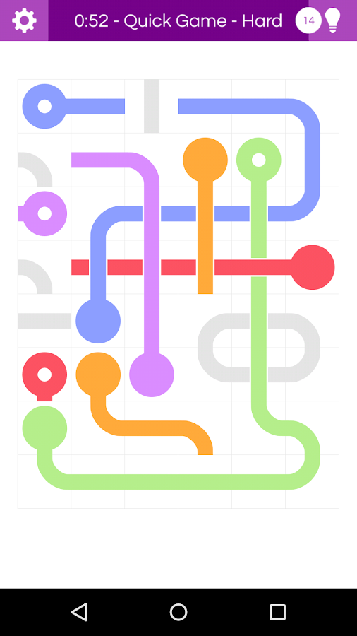 Color Twister: Swipe & Connect- screenshot